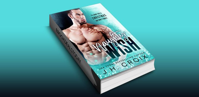 Naughty Wish (Brit Boys Sports Romance Book 5) by J.H. Croix