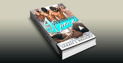 Four Reasons to Come: A Reverse Harem Romance by Sarah J. Brooks