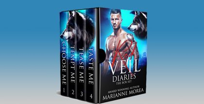 The Red Veil Diaries (Volumes 1-4) by Marianne Morea