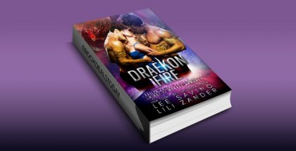 Draekon Fire: Exiled to the Prison Planet : A Sci-Fi Menage Romance (Dragons in Exile Book 2) by Lili Zander