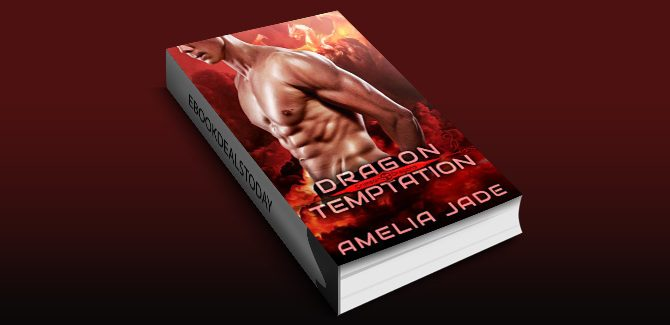 Dragon Temptation (Crimson Dragons Book 1) by Amelia Jade