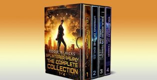 Splintered Galaxy: The Complete Collection Books 1-4 by Eddie R. Hicks