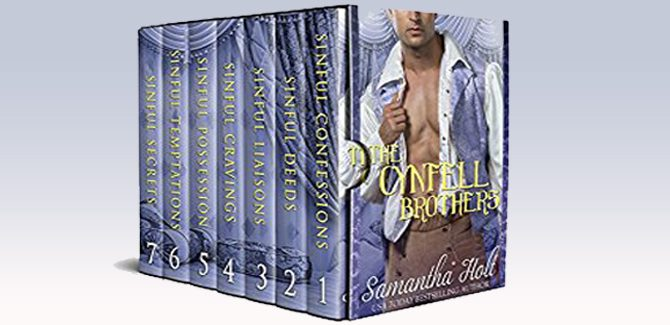 The Cynfell Brothers by Samantha Holt