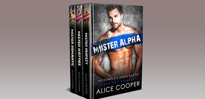 Mister Alpha: The Complete Series Box Set by Alice Cooper