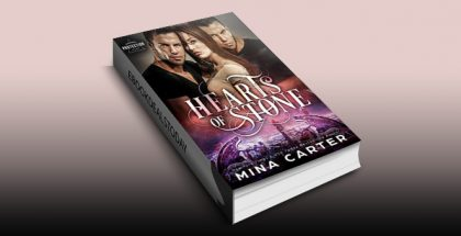 Hearts of Stone (Paranormal Protection Agency) by Mina Carter