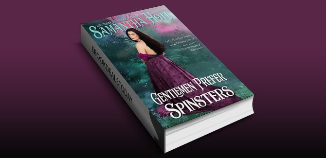 Gentlemen Prefer Spinsters (Spinsters Club Book 1) by Samantha Holt