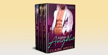 Alphas & Angels: A Complete Series Box Set by Claire Angel