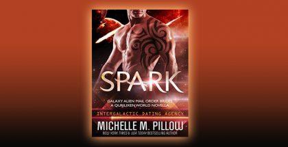 Spark: A Qurilixen World Novella: Intergalactic Dating Agency (Galaxy Alien Mail Order Brides Book 1) by Michelle M. Pillow