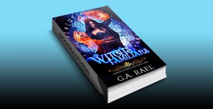 The Witch's Familiars: A Reverse Harem Fantasy (Harem of Babylon Book 1) by G.A. Rael