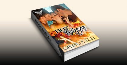 Hot Wings: Paranormal Dating Agency (Aurora Champions Book 1) by Ophelia Bell