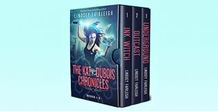 The Kat Dubois Chronicles: Books 1-3 (Echo World Book 2) by Lindsey Fairleigh