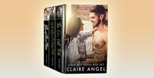 Falling In Love Trilogy: A Bad Boy Series Box Set by Claire Angel