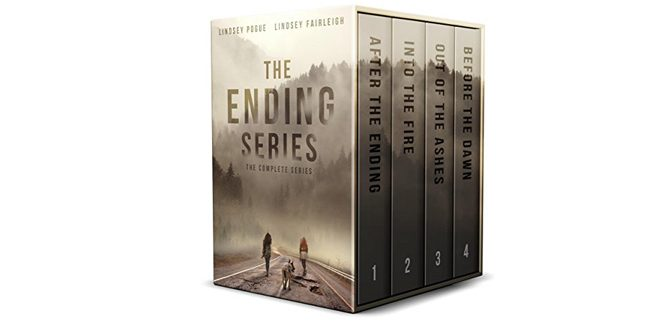 The Ending Series: The Complete Series by Lindsey Pogue