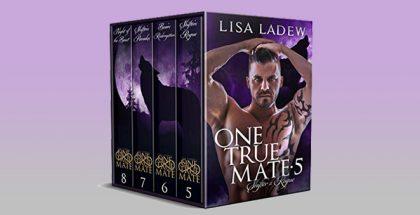 One True Mate Series Bundle, Books 5-8 by Lisa Ladew