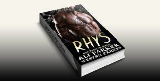 Rhys: (A Lost Breed MC Romance) by Ali Parker & Weston Parker