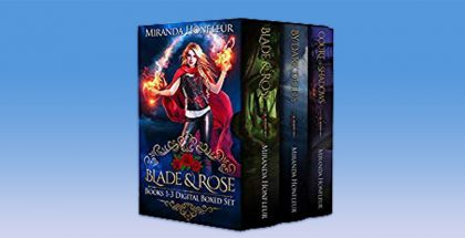 Blade and Rose: Books 1-3 Digital Boxed Set by Miranda Honfleur