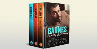 The Barnes Family Romances by Normandie Alleman