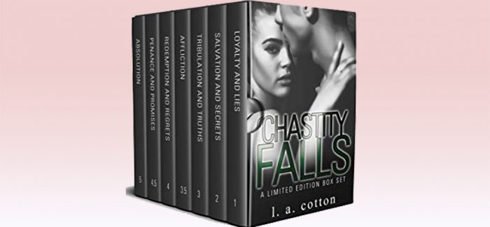 Chastity Falls by L A Cotton