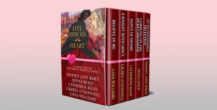 Five Heroes of the Heart by Catherine Kean + more!