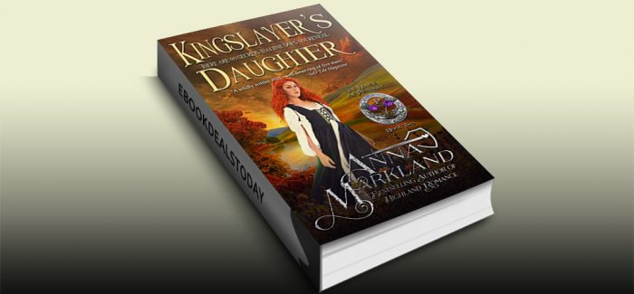 Kingslayer's Daughter by Anna Markland