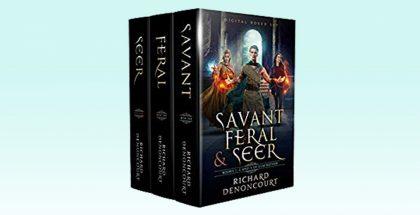 Savant, Feral & Seer by Richard Denoncourt