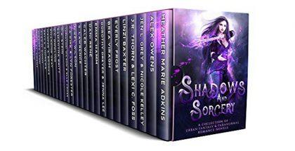 Shadows and Sorcery by Samantha Britt