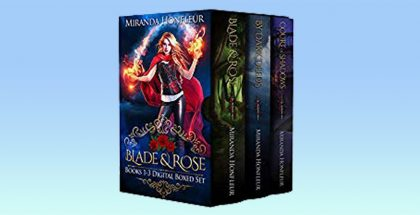 Blade and Rose: Books 1-3 Digital Boxed Set by Miranda Honfleur