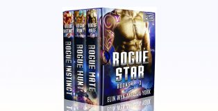 Rogue Star Series by Ava York
