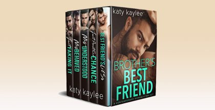 Brother's Best Friend by Katy Kaylee