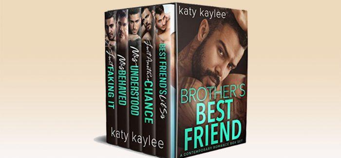 Brother's Best Friend by Katy Kaylee