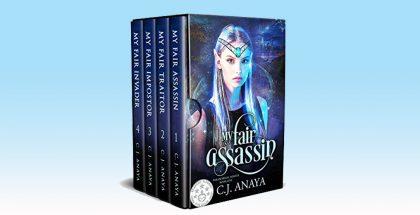 Paranormal Misfits Box Set Books 1-4 by C.J. Anaya