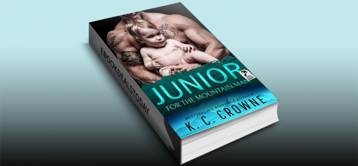 Junior For The Mountain Man by K.C. Crowne