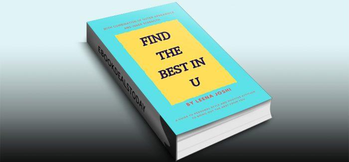 Find The Best in U by Leena Joshi