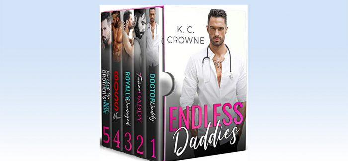Endless Daddies by K.C. Crowne