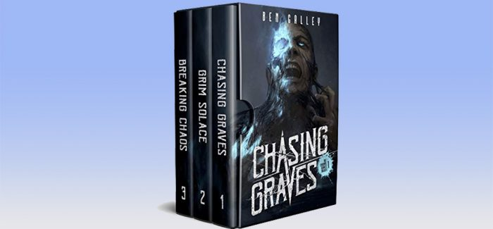 The Chasing Graves Trilogy Box Set by Ben Galley
