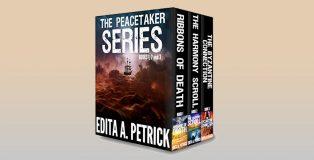 The Peacetaker Series - Books 1, 2 and 3 by Edita A. Petrick
