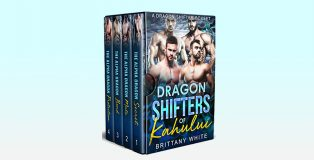 Dragon Shifters of Kahului by Brittany White