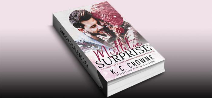 Mistletoe Surprise by K.C. Crowne