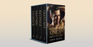 Kings of Mercia Academy 1-4 by Sofia Daniel