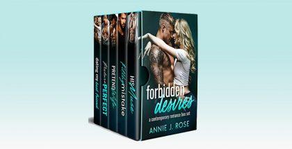 Forbidden Desires by Annie J. Rose