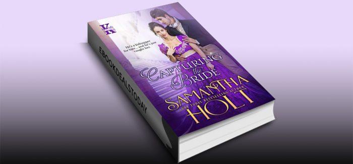 Capturing the Bride by Samantha Holt