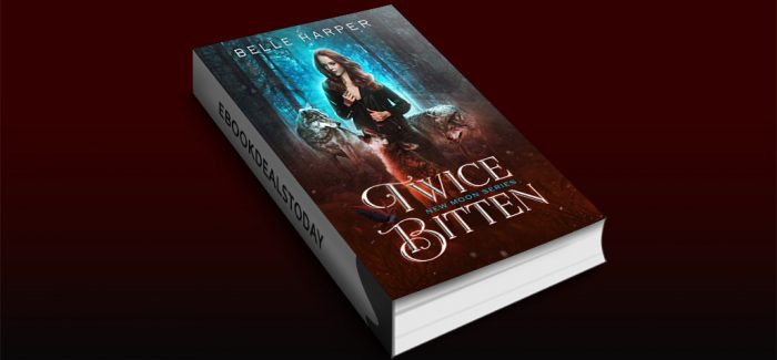 Twice Bitten (New Moon Series, Book 1) by Belle Harper