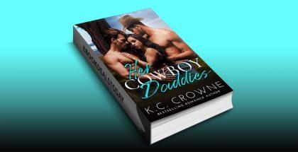 Her Cowboy Daddies by KC Crowne