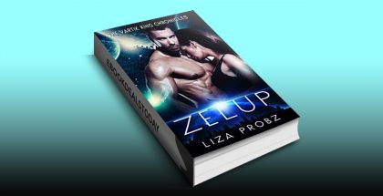 Zelup (The Vartik King Chronicles, Book 3) by Liza Probz