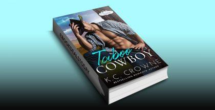 Taboo Cowboy: A Secret Baby Ranch Western Romance by KC Crowne