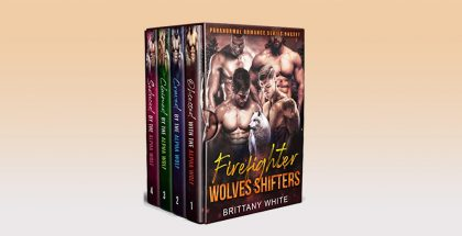 Firefighter Wolves Shifters by Brittany White