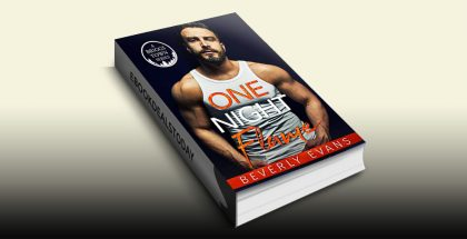 One Night Flame by Beverly Evans