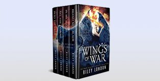 Wings of War: The Angel Academy Complete Series by Riley London