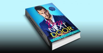 Boss Next Door by Beverly Evans