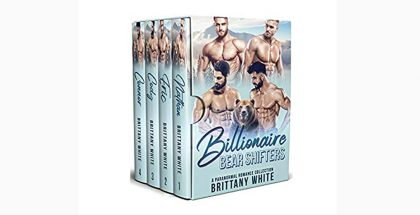 Billionaire Bear Shifters by Brittany White